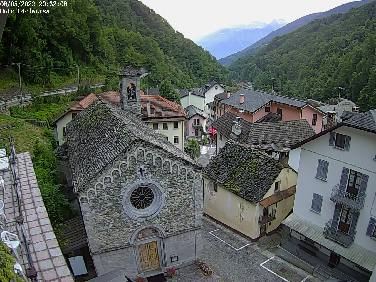 Webcam Bognanco Fonti
